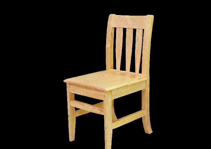 贵人缘松木椅子N03N03