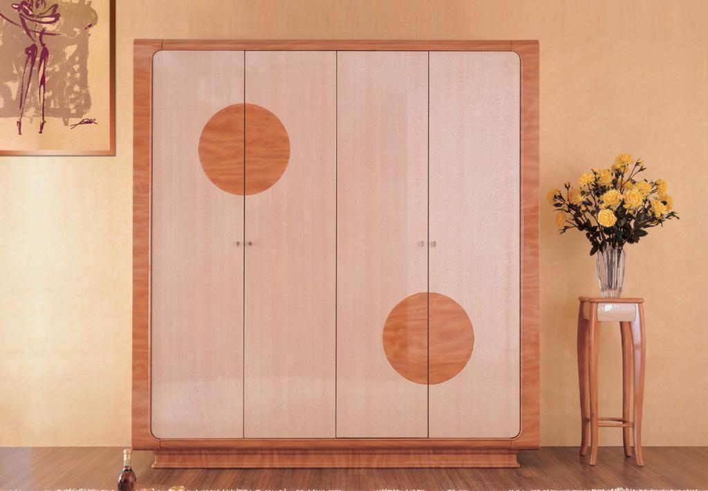 富之岛欧宝系列衣柜 8105-4D8105-4D