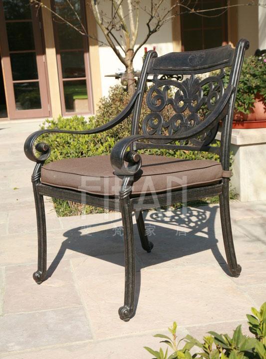 斐梵家居维多利亚系列CA-GY-11-004/8686扶手椅CA-GY-11-004/8686