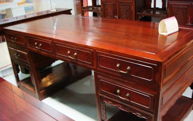 三丰书房家具-书桌SZSZ