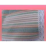 家元素SSL22390老粗布布席纯棉枕套