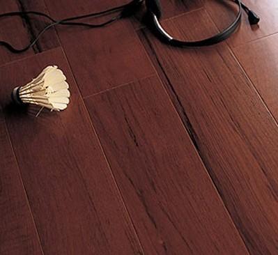 比嘉-实木复合地板-雅舍系列:泰柚