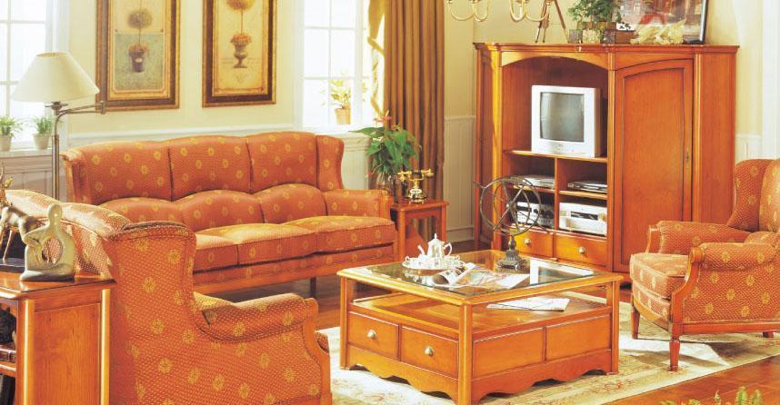 大风范家具新洛可可客厅系列RC-690-1单人沙发RC-690-1单人沙发