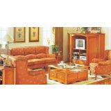 大风范家具新洛可可客厅系列RC-690-1单人沙发