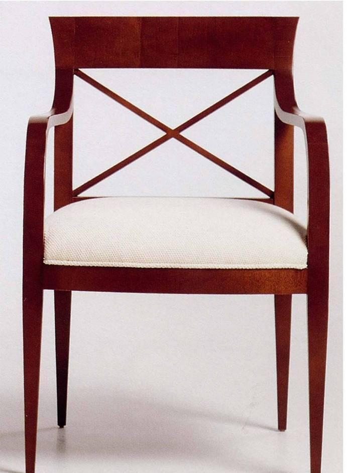 赛恩世家餐厅家具扶手餐椅SP191SP191