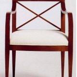赛恩世家餐厅家具扶手餐椅SP191