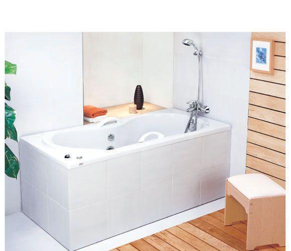 美标1.7M无裙气泡按摩浴缸伊利普斯系列CT-6738.CT-6738.207