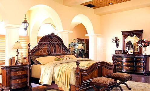 艾芙迪-维纳城堡卧房组