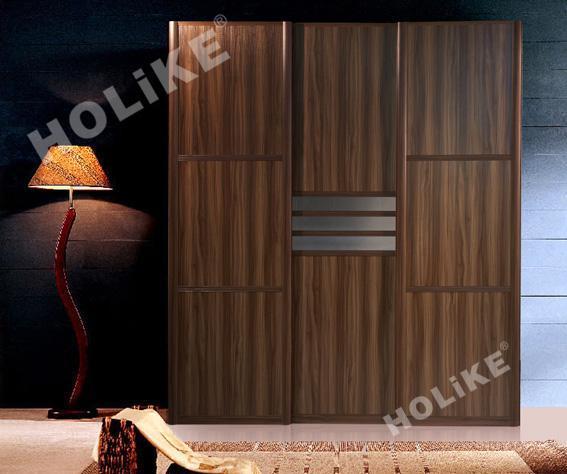 好莱客339米兰印象红衣柜<br />米兰印象红
