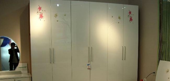 龙森SBR7300板式衣柜SBR7300