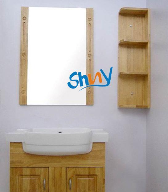顺一J9037实木浴室柜