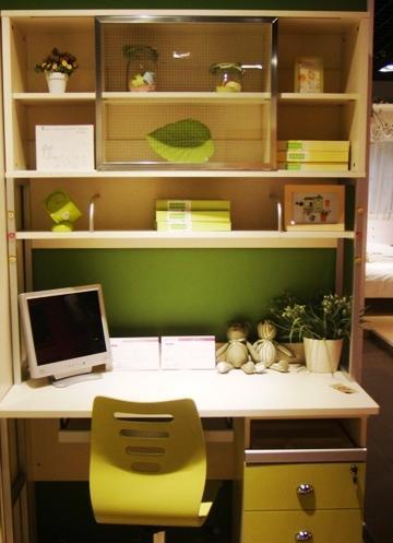 我爱我家家具-板式书桌F010F010