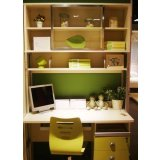 我爱我家家具-板式书桌F010