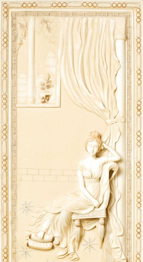 金欧雅瓷砖树脂浮雕JKT7703WB
