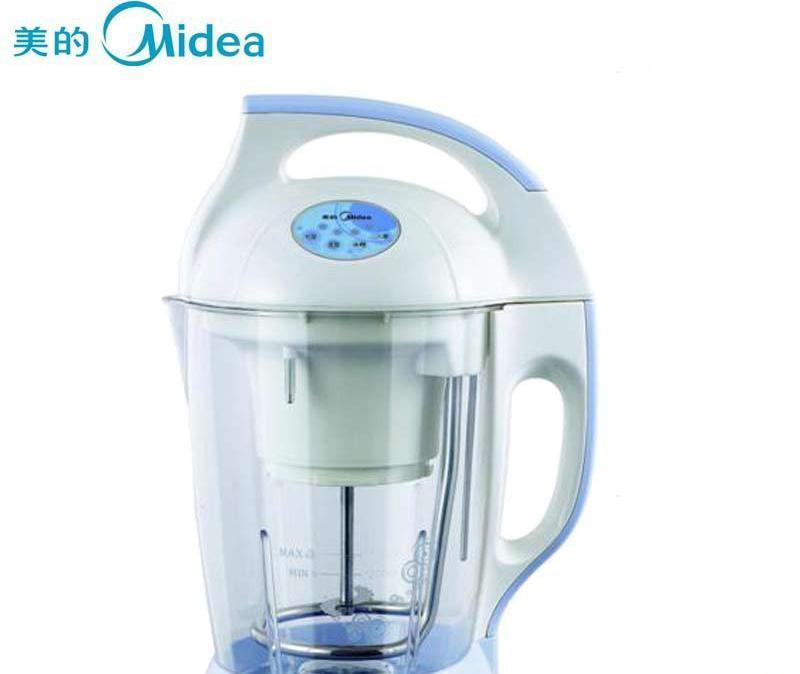 美的PP152P(1300-1500ML)豆浆机