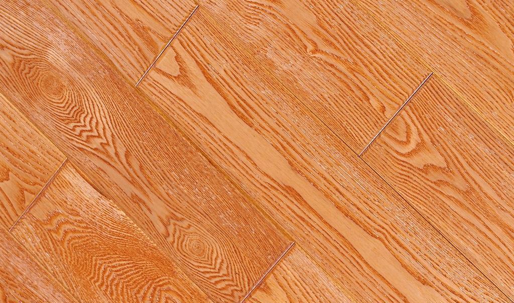 上臣实木地板白腊木系列12-LF-1
