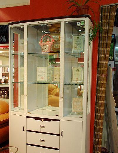 双虎餐厅家具酒柜A201A201
