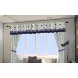 布易窗帘现代时尚系列蔷薇-淡彩之美