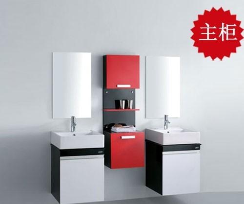 法恩莎PVC浴室柜FPG4682主柜(470*490*570mm)FPG4682