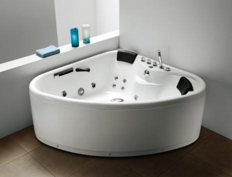 双人电脑按摩浴缸