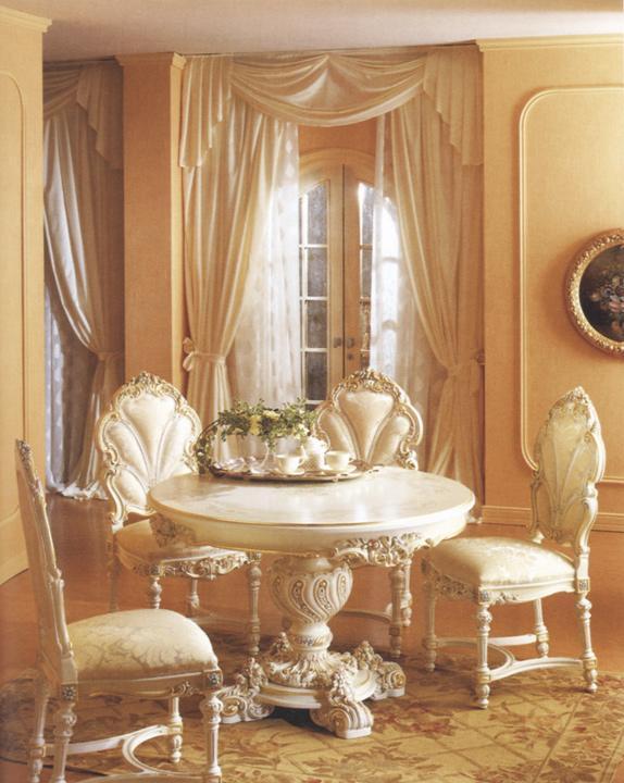 罗浮居餐桌合意大利SILIK家具S-P197S-P197