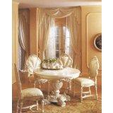 罗浮居餐桌合意大利SILIK家具S-P197