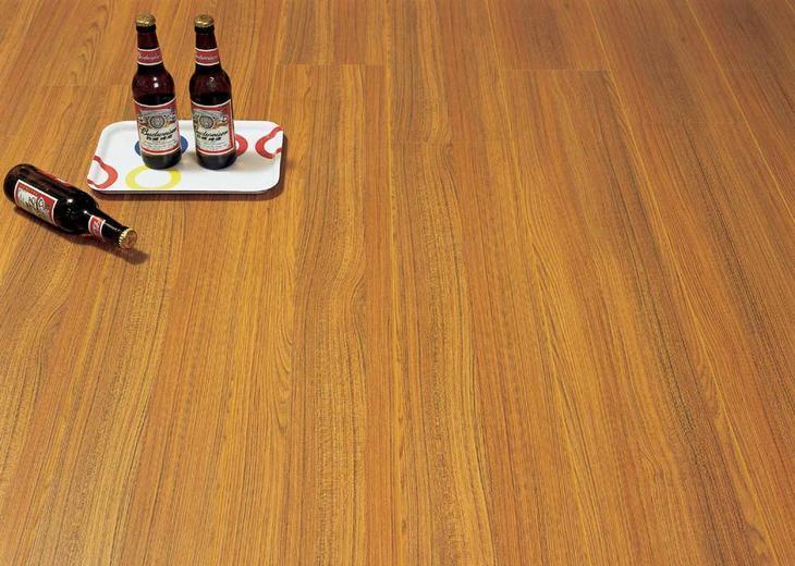 宏耐强化地板纽伦堡系列N2212古堡非洲柚N2212