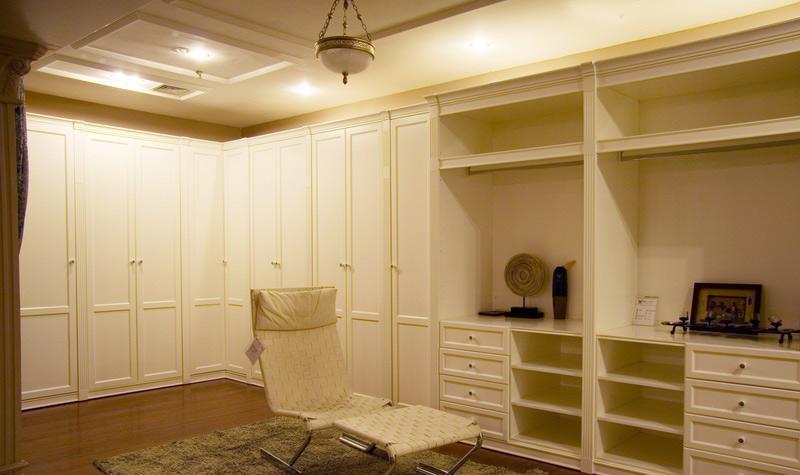 瑞时蒂帕新古典衣柜-单色油漆蒂帕新古典