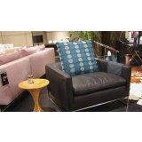 北山家居客厅家具单人沙发1SA080AD-4