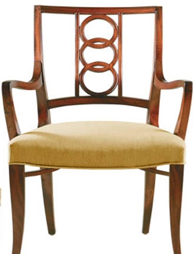 美凯斯客厅家具扶手椅M-C782W(SD20-10)M-C782W(SD20-10)