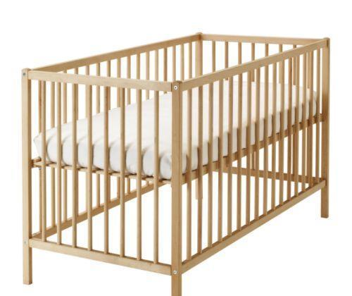 宜家婴儿床辛格莱系列(124*66*80cm)