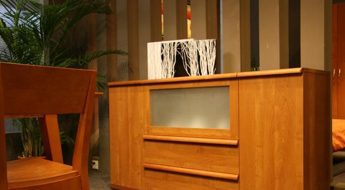 健威家具加州缘系列梨木餐边柜梨木餐边柜