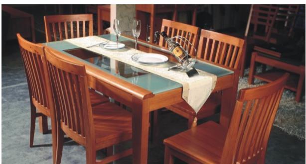 华源轩餐厅餐椅樱桃2代系列Dc2802Dc2802