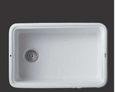 惠达洗涤槽-HD4单槽(带下水)HD4单槽