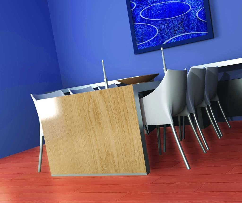 圣象强化复合地板中国创意系列PY6112相思楠木PY6112