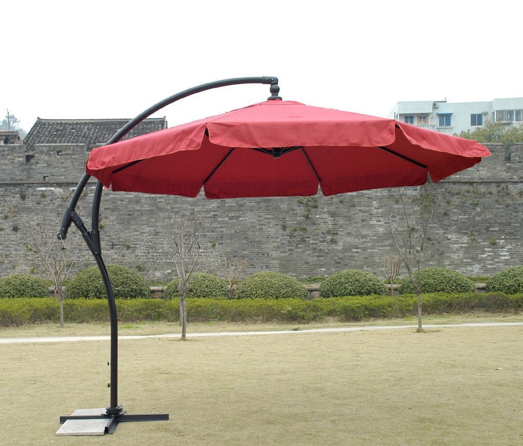 EcoG溢柯铝合金侧伞