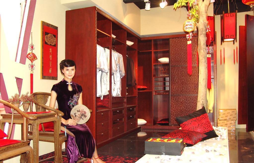 城市爱迪东南亚系列14衣柜14