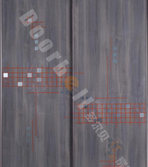 多尔贝丽雅系列LR00053薰丽城市壁柜门LR00053