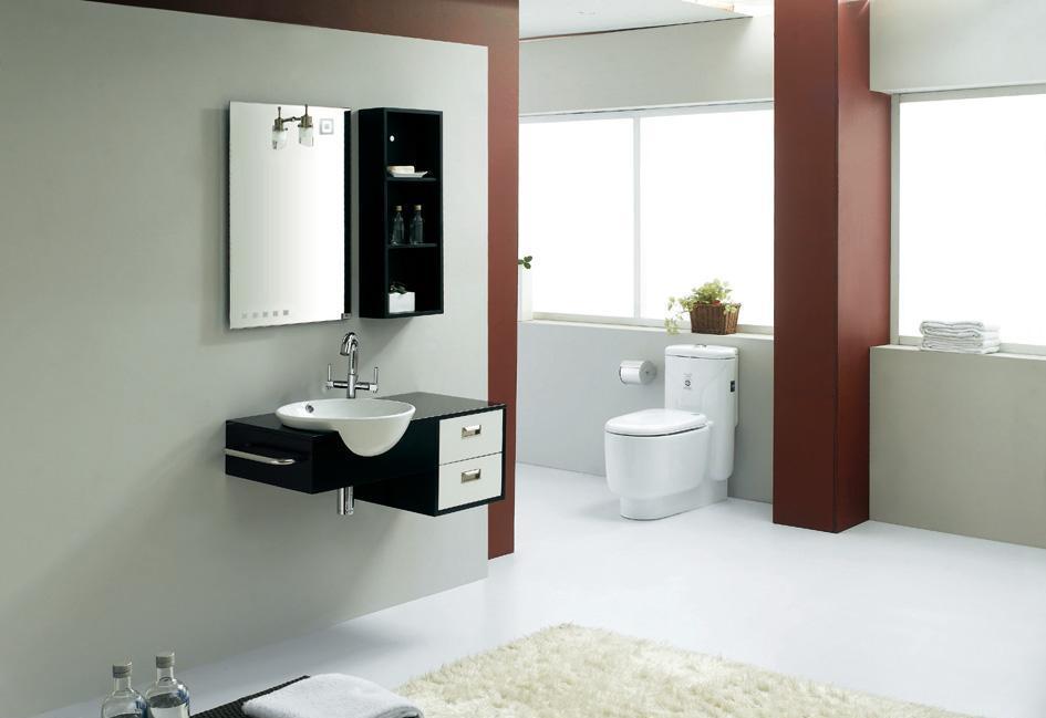 卫欧卫浴浴室柜VG-324VG-324