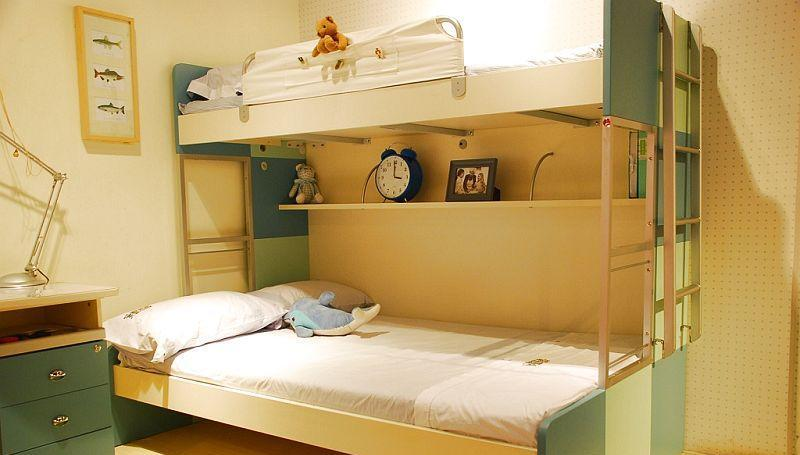 我爱我家儿童家具上下床FA25A-0.81.2FA25A-0.81.2