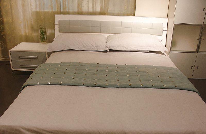 优美家卧室家具单人床ka11ka11
