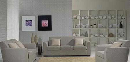 北山家居客厅家具多人沙发1SC950AD组合1SC950AD