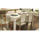 欧瑞家具餐桌椅(1380*850*760mm)