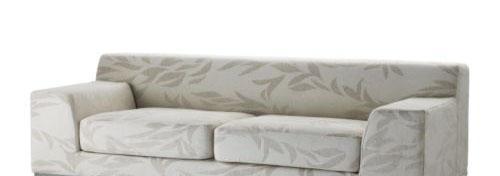 宜家克莱弗(自然色/黑白色)三人沙发