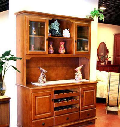 思可达餐厅家具308型餐边柜-1