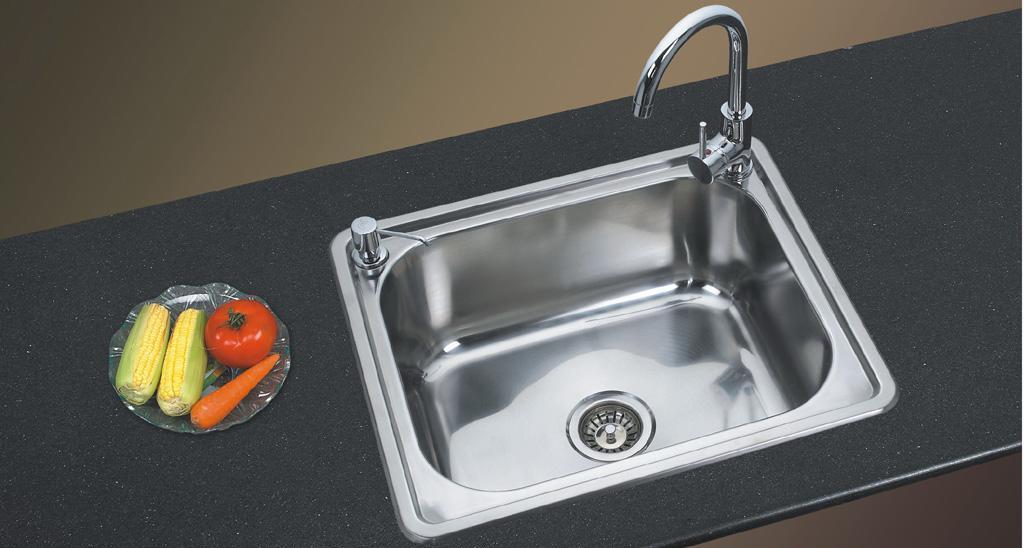 阿发厨房水槽AF-6050AAF-6050A