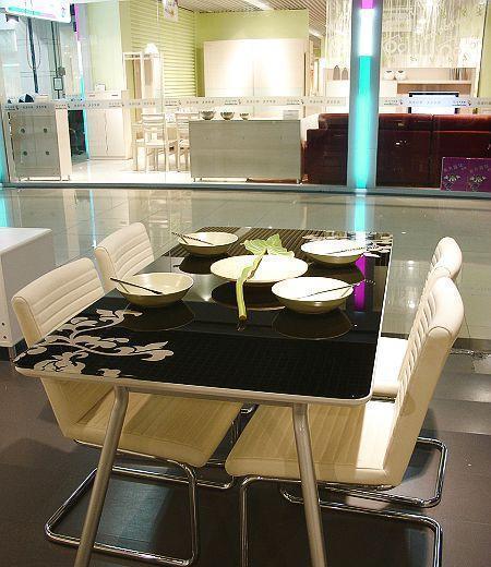 优美家餐厅家具餐桌KF49KF49