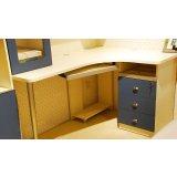我爱我家儿童家具FG141-NA+G+S+Y转角书桌