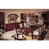大风范餐桌椅齐彭代尔系列Q-81301