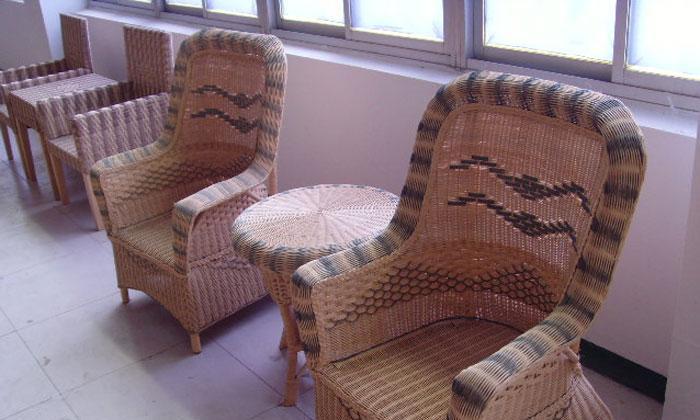 凰家御器桌椅蘑菇组合NH-A066NH-A066